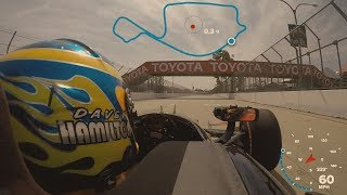 Takuma Sato talks about racing in the Grand Prix of Long Beach | Los Angeles Times