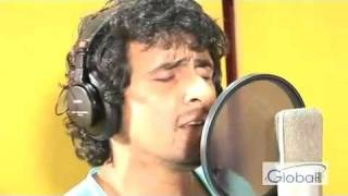 Download Hindi Video Songs - Sonu nigam recording for Global One