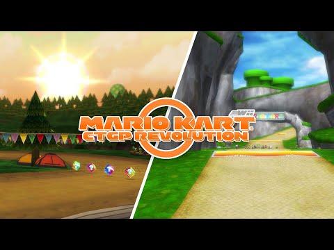 CTGP MARIO KART KART Wii Update October 2020 both NEW TRACKS