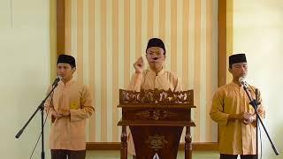 #lptqprovinsibanten #mtqpelajarbanten.  Peserta MSQ SMA Riyadhussholihiin Pandeglang Banten