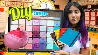 TIPS REGRESO A CLASES + DIY | MUSAS LOS POLINESIOS