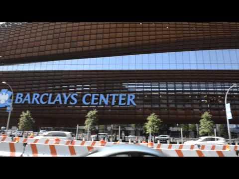 NY Politicians Push For 2016 DNC At The Barclays Center
