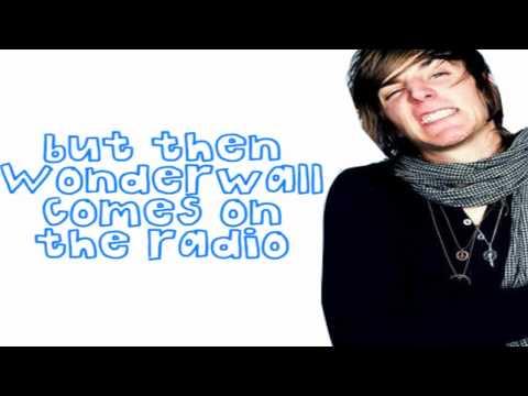 Growing Up - The Maine (lyrics on screen)