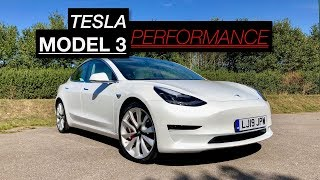 2019 Tesla Model 3 Performance Review: The Electric BMW Fighter - Inside Lane