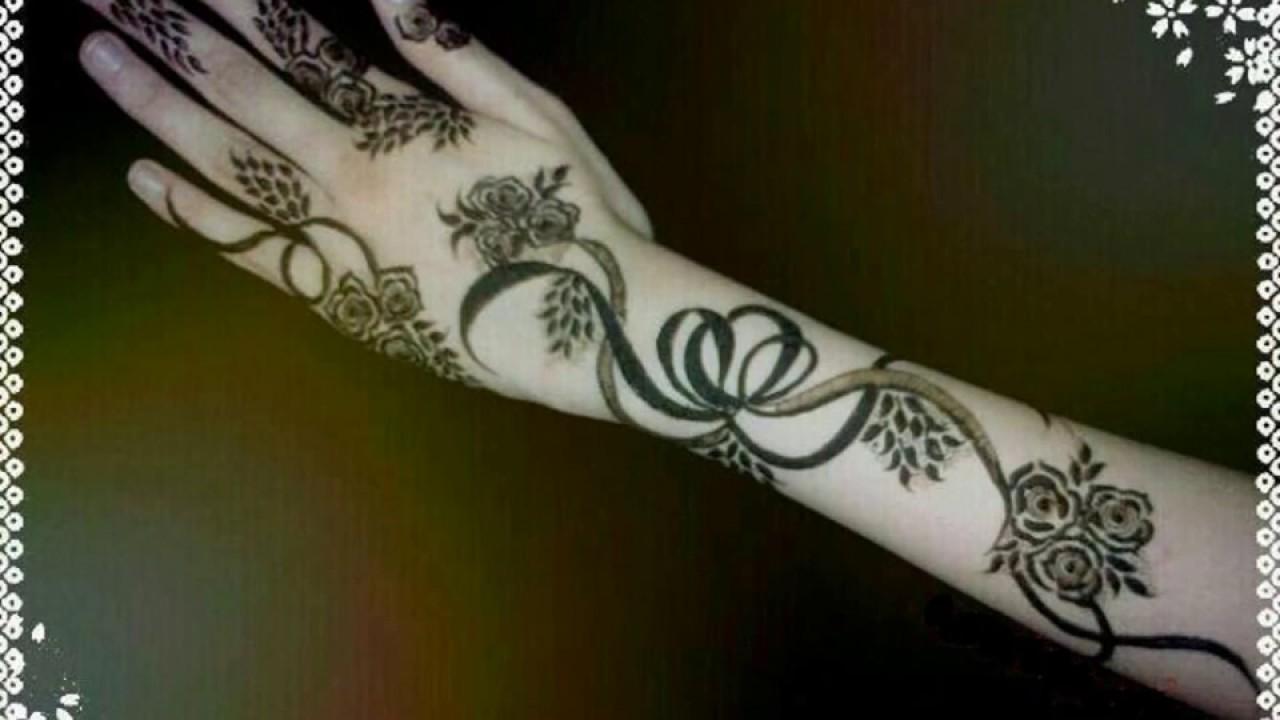 نقوش حناء انيقة للعروس و المدعوات شاهديها و احكمي بنفسك Bridal Henna Designs Henna Designs Cool Henna Designs