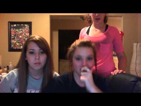 2 Girls 1 Cup Reaction!!