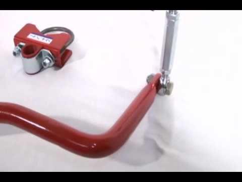 Rear Drag Anti-Roll Sway Bar | 1978-1987 GM G-Body