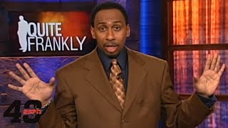 Stephen A. reacts t๐ Kobe Bryant scoring 81 points (2006) | Quite Frankly | ESPN Archive