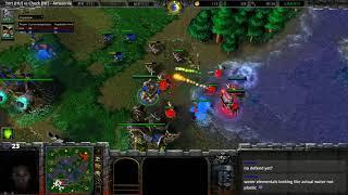 htrt (HU) vs Check (NE) - WarCraft 3 - WC2518