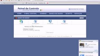 gerenciando banco de dados de site forum hacker