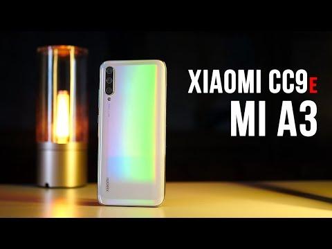 Обзор Xiaomi Mi A3 (CC9e) - ЭТО АБСУРД!