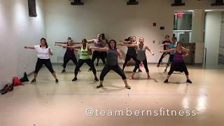 Video The Jump by Lupe Fiasco || Cardio Dance Party with Berns download MP3, 3GP, MP4, WEBM, AVI, FLV Agustus 2018