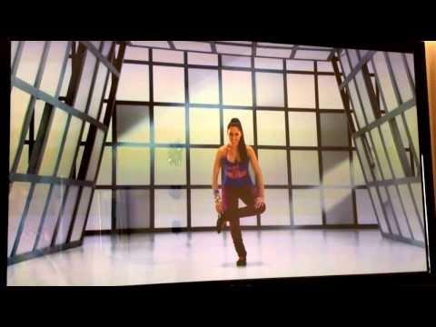 Cooldown something new de dvd glutes a faire dans mes cours SJ