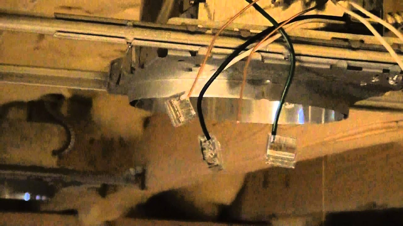 hight resolution of diy recessed light wiring video