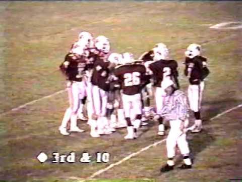1995 Spiro Bulldogs vs Stigler Panthers (TV Broadcast) Version 2