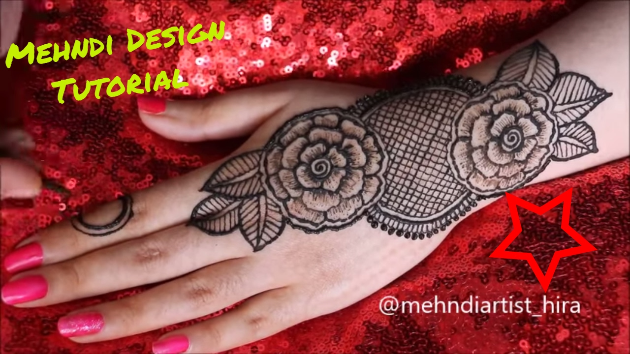 Diy henna designs how to apply easy simple latest mehndi designs diy henna designs how to apply easy simple latest mehndi designs for hands tutorial for eidbrides baditri Images