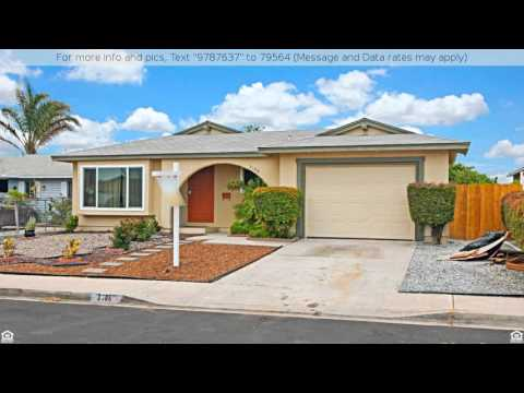 Priced at $417,900 - 3106 Pitcairn Street, San Diego, CA 92154