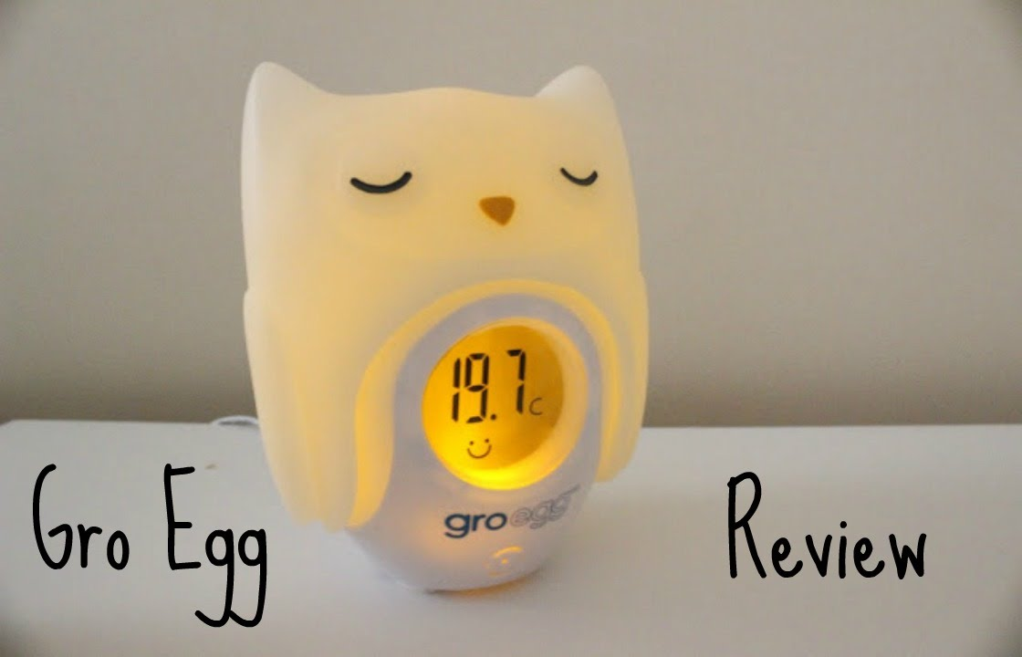 Gro Egg Room Thermometer | Review - YouTube