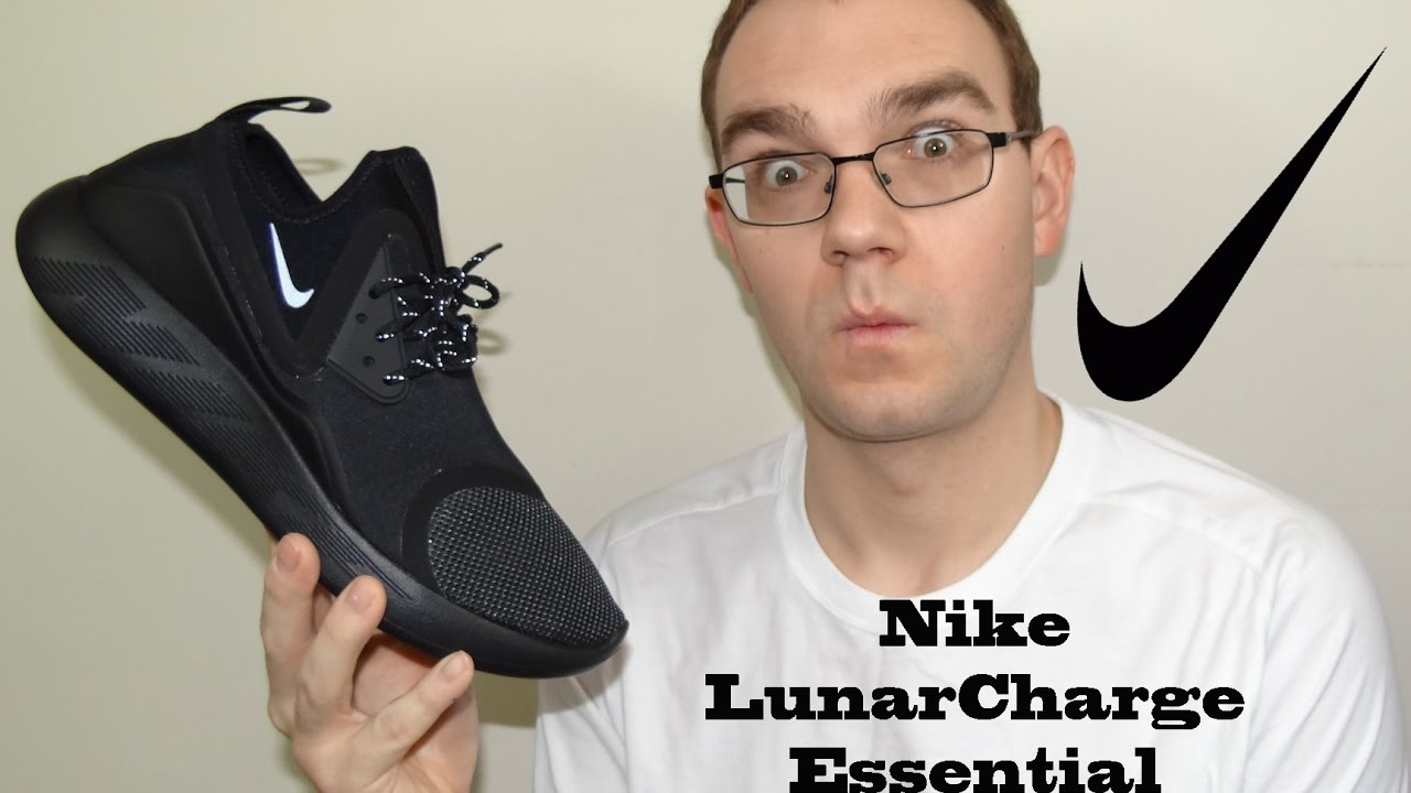 Forzado Varios Oso polar  Nike LunarCharge Review - YouTube