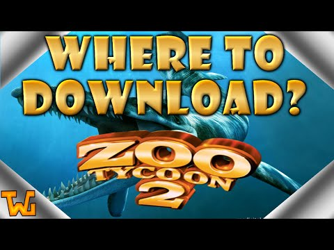 Where to download Zoo Tycoon 2? - You Don't  Go and Buy it