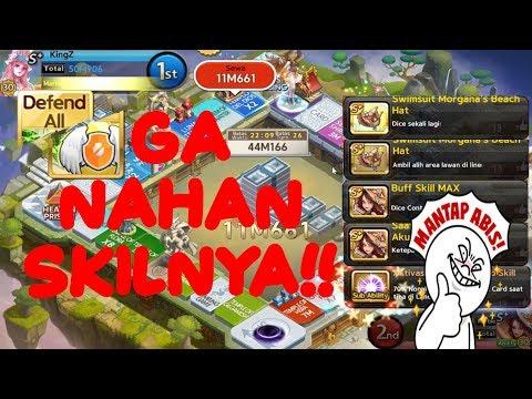 MANTAPLAH KALAU GINI!  || GAMEPLAY SWIMSUIT MORGANA GETRICH