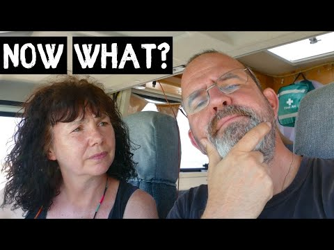 VAN LIFE HEADACHE - Time to Re-Think Our Plans