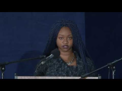 Girl Talks: Jasmine Murray-Thomas | Alliance for Girls' 4th Annual Conference: Year of the Girl
