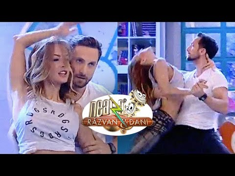 Dani Oțil dansează bachata cu Flavia!