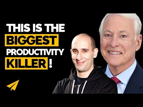 PRODUCTIVITY Tips for Entrepreneurs ft. @BrianTracy