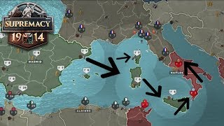 Spanish invasion of Italy | Supremacy 1914