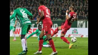 Video Gol Pertandingan Werder Bremen vs Bayer Leverkusen