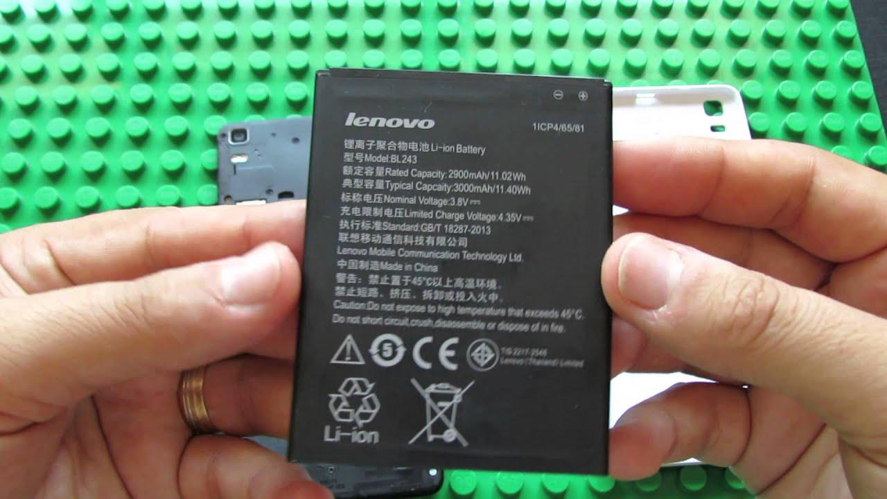 Unboxing Lenovo K3 Note k50-t5 smartphone