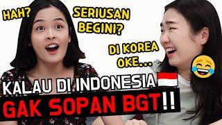 Download BEDA BANGET! ORANG INDONESIA SUKA KESEL DI KOREA GARA-GARA INI ft. ANAK BLASTERAN🇮🇩🇰🇷