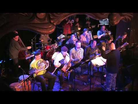 Solar Rays - CompCord Big Band - World Premiere in New York