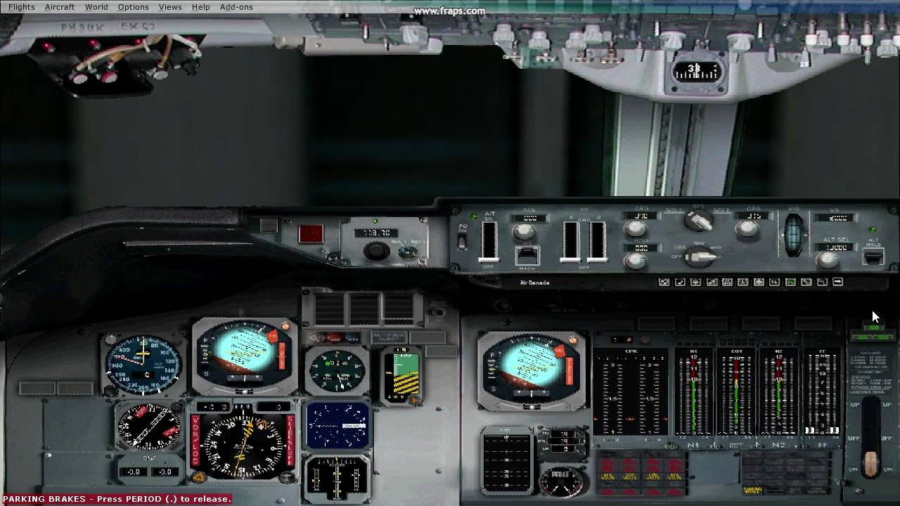 747 200 300 manual start up procedures tutorial youtube rh youtube com 747 Flights to Europe Spirit Flight 747