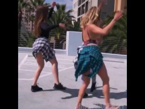 Amanda Cerny dances 🇧🇷