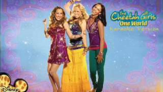 Cheetah Girls 3 - One World (Official Instrumental)