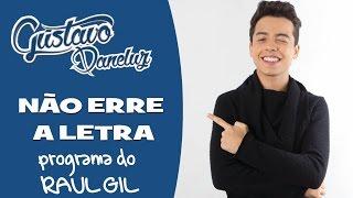 Download Video Gustavo Daneluz - Programa Silvio Santos  | Não Erre a Letra (15.11.15 - Parte 3) MP3 3GP MP4