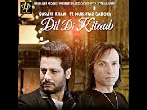 Surjit Khan - Dil Di Kitaab hd video  Song Download DJJOhAL.Com