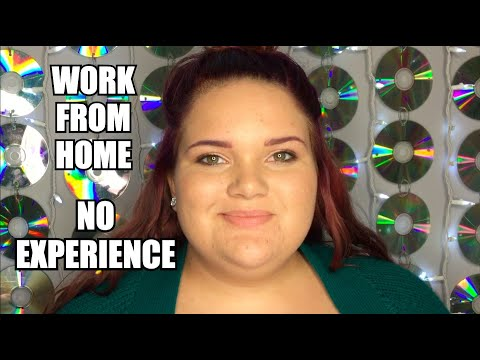How to Work From Home With NO Experience: Quit Your Job and Make $ From Home!