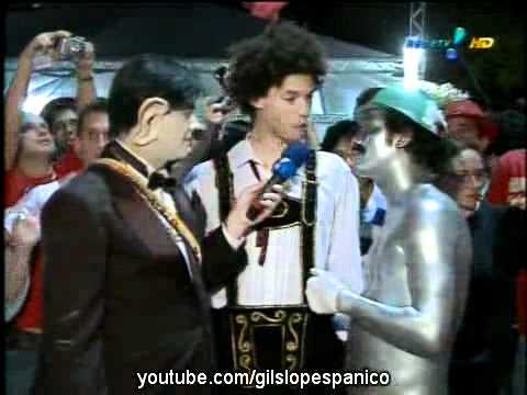 Pânico Na TV 24/10/2010 - Amaury Dumbo, Prateado e Dentinho na Oktoberfest 2010
