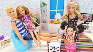 Знакомьтесь, Мой НОВЫЙ ПАРЕНЬ! Мультик #Барби Сериал Играем в Куклы Игрушки IkuklaTV