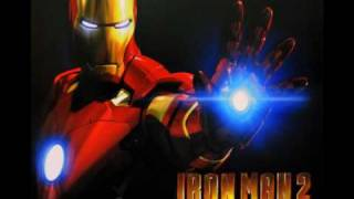Iron Man 2 Soundtrack [John Debney - Black Widow Kicks Ass]