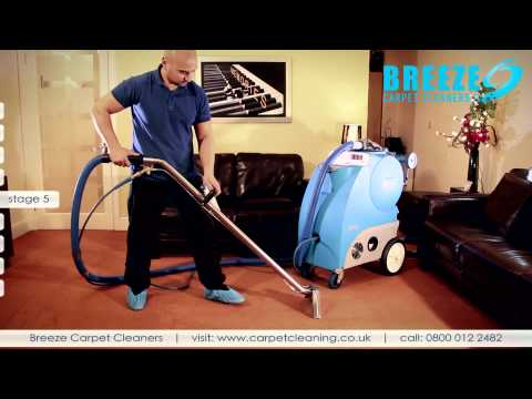 Carpet Cleaning London - Breeze Carpet Cleaners
