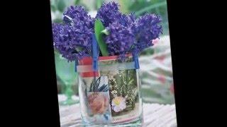 Декор вазы для цветов В какую вазу положить цветы(, 2015-12-17T14:04:37.000Z)