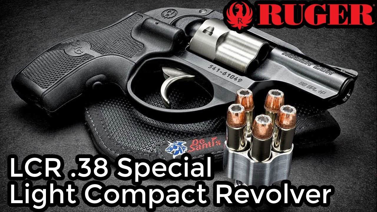 How To Field Strip A Ruger Lcr 38 Special
