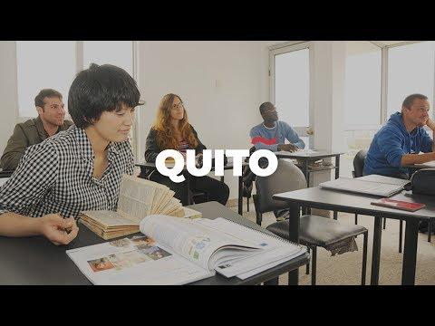 Don Quijote Schools - Learn Spanish In QUITO - Ecuador