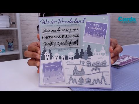 Winter Card Making with Simply Cards & Papercraft 195