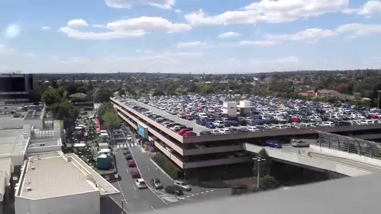 Car Park A Chadstone