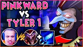 PINKWARD VS TYLER1! CLOWN FIESTA YOU DON'T WANT TO MISS!